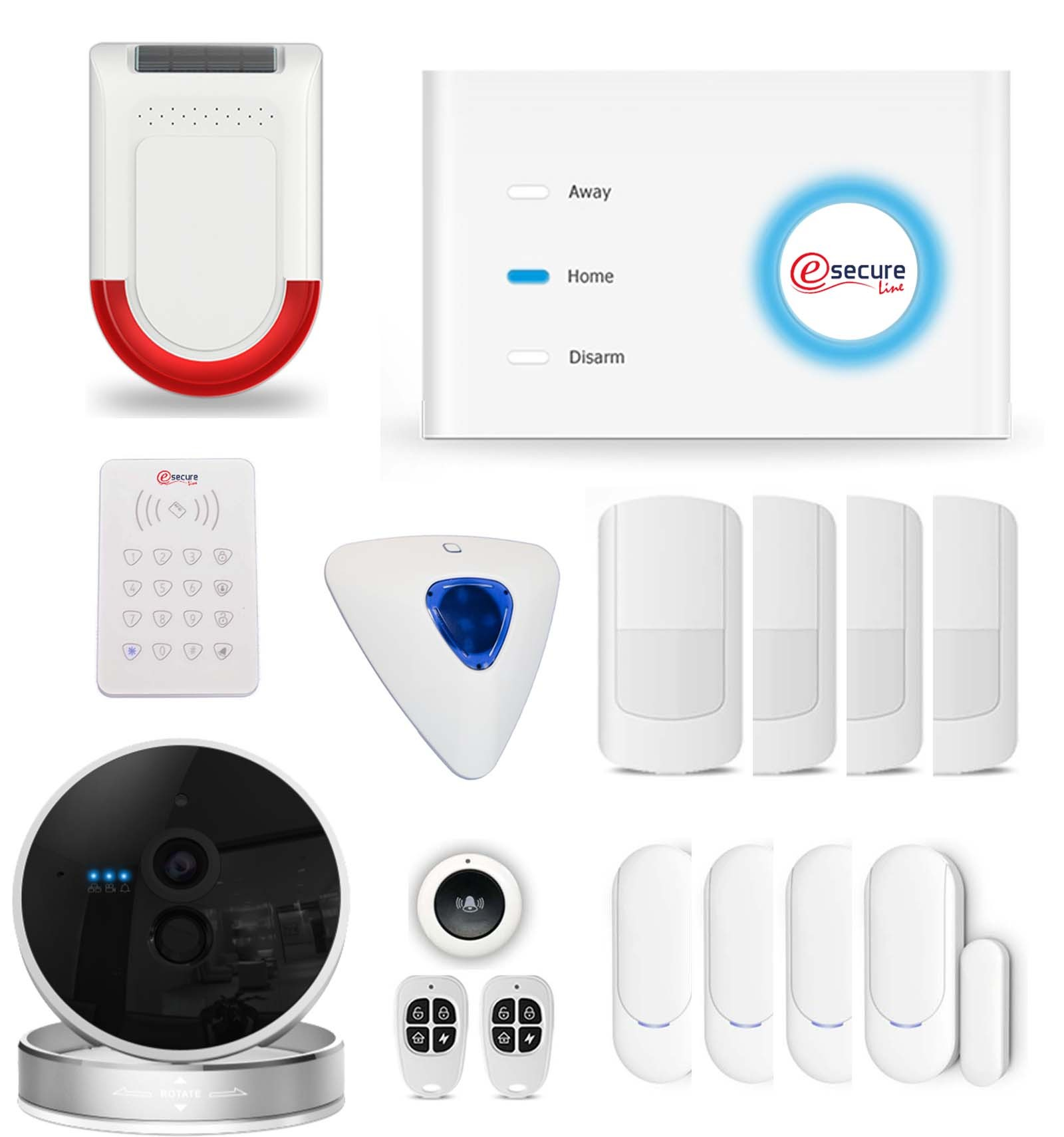 Alarme maison sans fil, ou comment acheter une alarme en toute sécurité ?